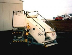 Fluggasttreppe