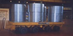 Anhänger 40 Tonnen
